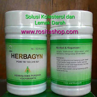 herbal kolesterol herbagyn nasa