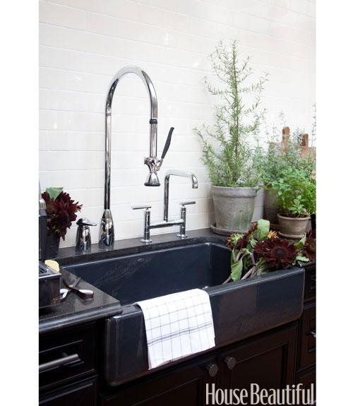 Caesarstone Sink House Beautiful Kitchen Of Year