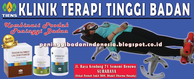 Terapi Tinggi Badan Kecamatan Wonokromo Surabaya | WA:082230576028