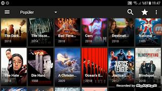 Film ve TV Kanallari izleyin En iyi CyberFlix tv ile Android ve bilgiyasarda