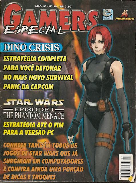 Gamers Especial N.35