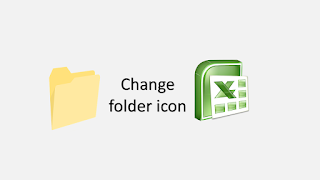 Change computer folder icon