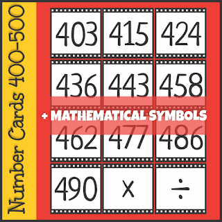 https://www.teacherspayteachers.com/Product/Number-Cards-400-500-3490559