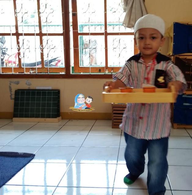sekolah montessori di depok