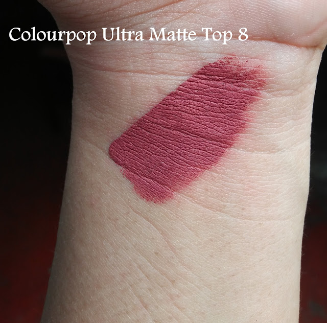 colourpop top 8 review India