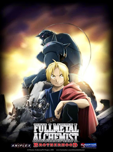 Full Metal Alchemist Brotherhood Serie Completa Latino