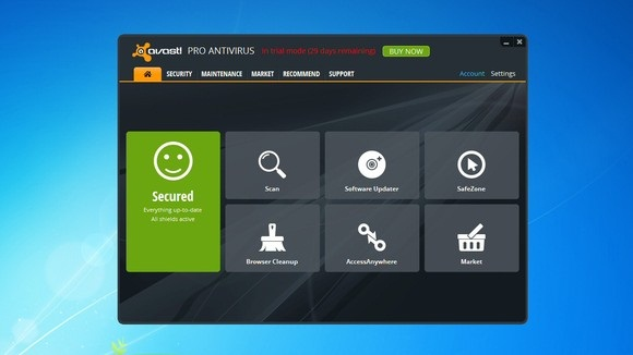 Avast Antivirus 2014 Free Download
