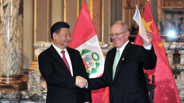 China y Perú firman acuerdos y plan de acción al 2021
