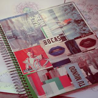 cuaderno de novela
