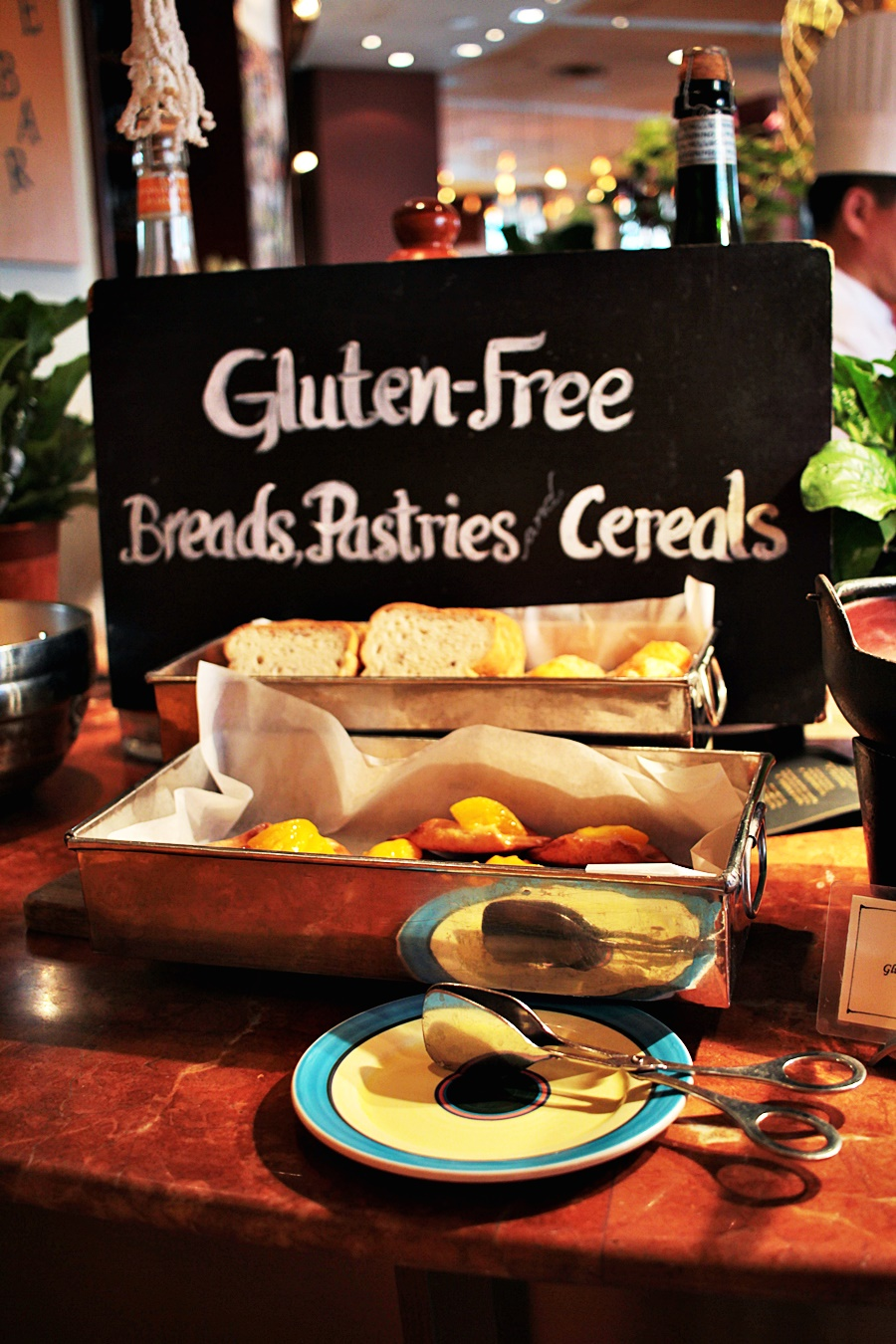 glutenfree options breakfast