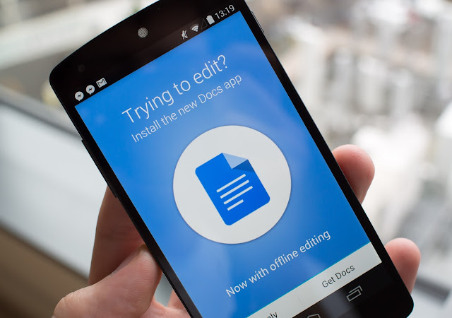 Google Docs v1.6.23 APK to Download for Android 4+ Devices Brings Automatic Offline Mode