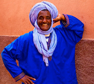Living, laughing and working in the Sahara Desert