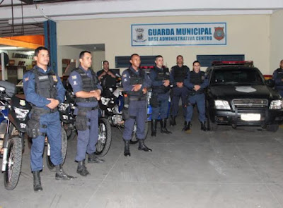 Marquinhos diz que vai dobrar viaturas da Guarda Municipal de Campo Grande (MS)