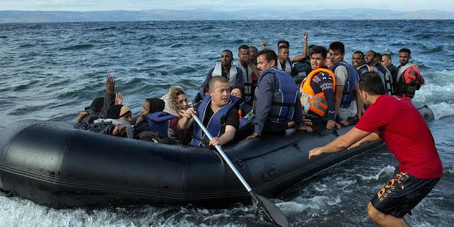 Die Zeit: Ελλάδα και πρόσφυγες πληρώνουν τα «σπασμένα» της ευρωτουρκικής συμφωνίας