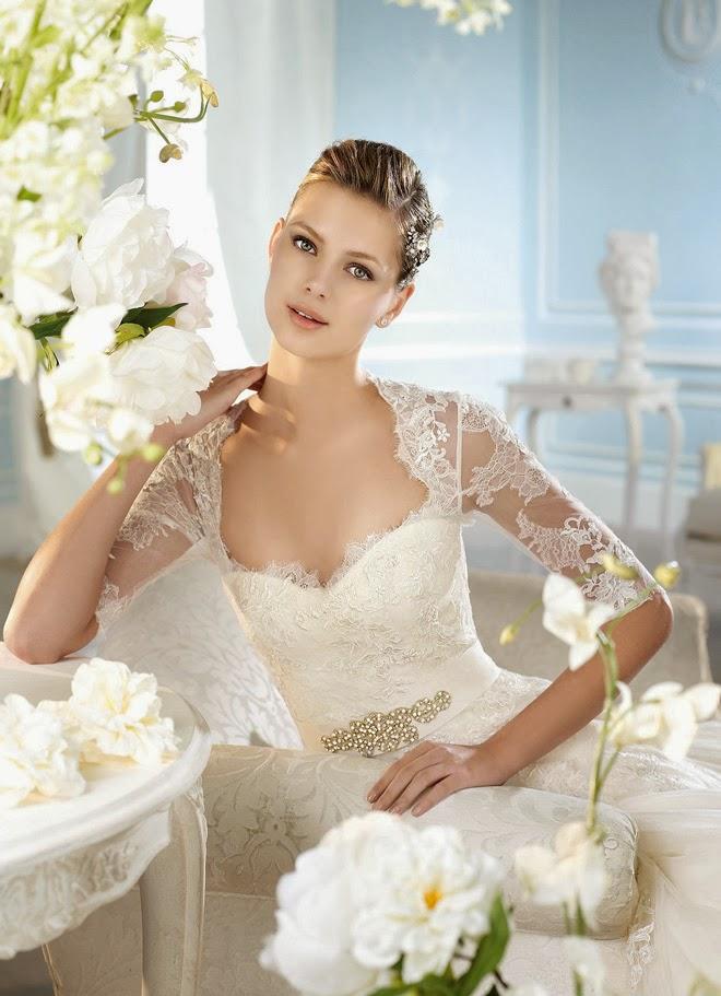 San Patrick 2014 Bridal Collection Belle The Magazine