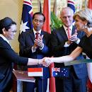 Indonesia-Australia Sepakat Saling Hormati Kedaulatan Negara