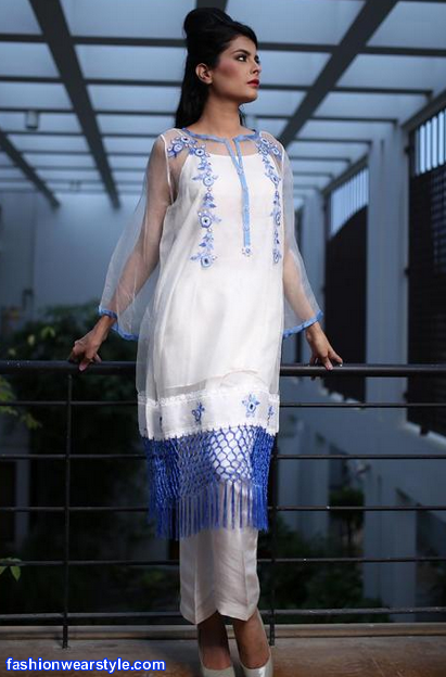 INSAM  Pret Sleek Dresses for Girls 2016 www.fashionwearstyle.com