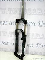 2 SunTour XCR 26 28,6 T100 Fork