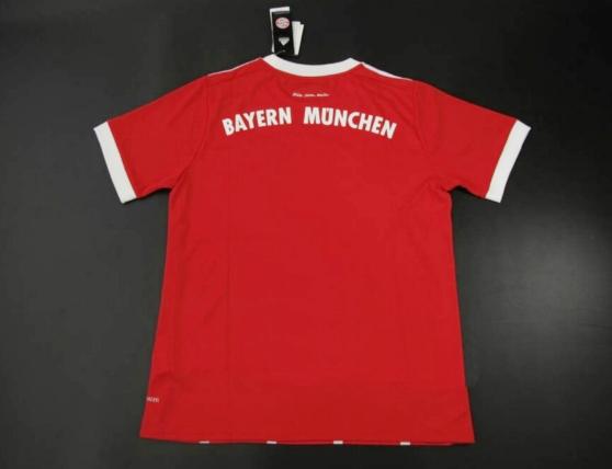 Jersey Bayern Munchen Munich 2017-2018 Official Grade Ori GO