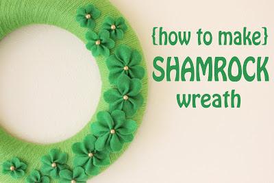 http://makebakecelebrate.blogspot.com.es/2012/02/how-to-make-shankrock-wreath.html