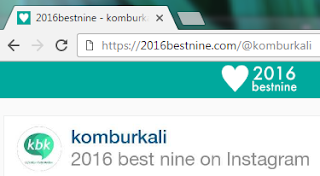 bestnine2016 instagram