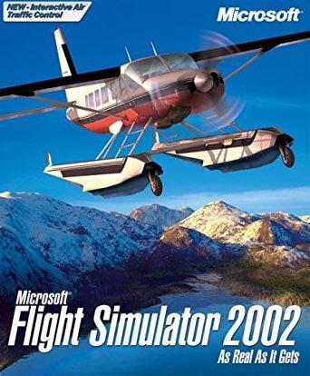 Microsoft Flight Simulator 2002 Download PC Game Free