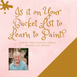 Join Bucket List Artists today!