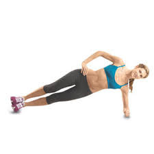 RIGHT AND LEFT SIDE PLANK