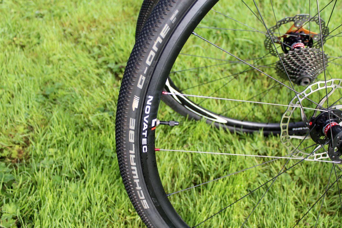 Schwalbe G-One Tubeless Tyres