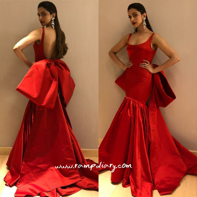 Deepika Padukone in Gauri and Nainika for Filmfare Glamour  and Style Awards