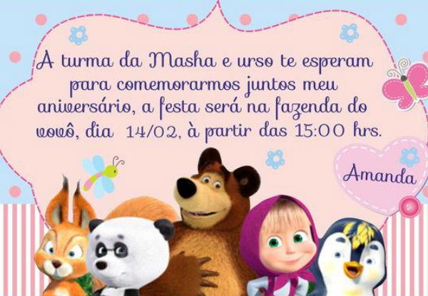 Infantilist Global Festa Masha E O Urso 30 Ideias Para Você Fazer