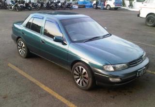 Mobil Bekas Timor