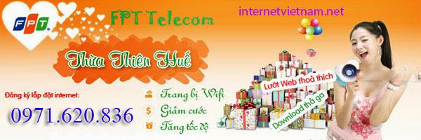 Lắp Đặt Internet FPT Phường An Đông, Tp Huế