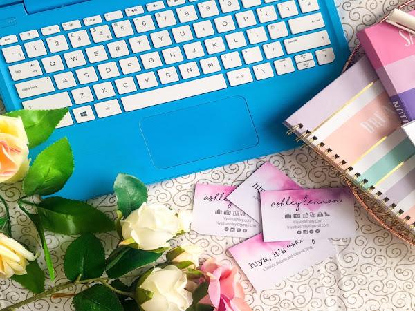 Behind The Blogging Scenes