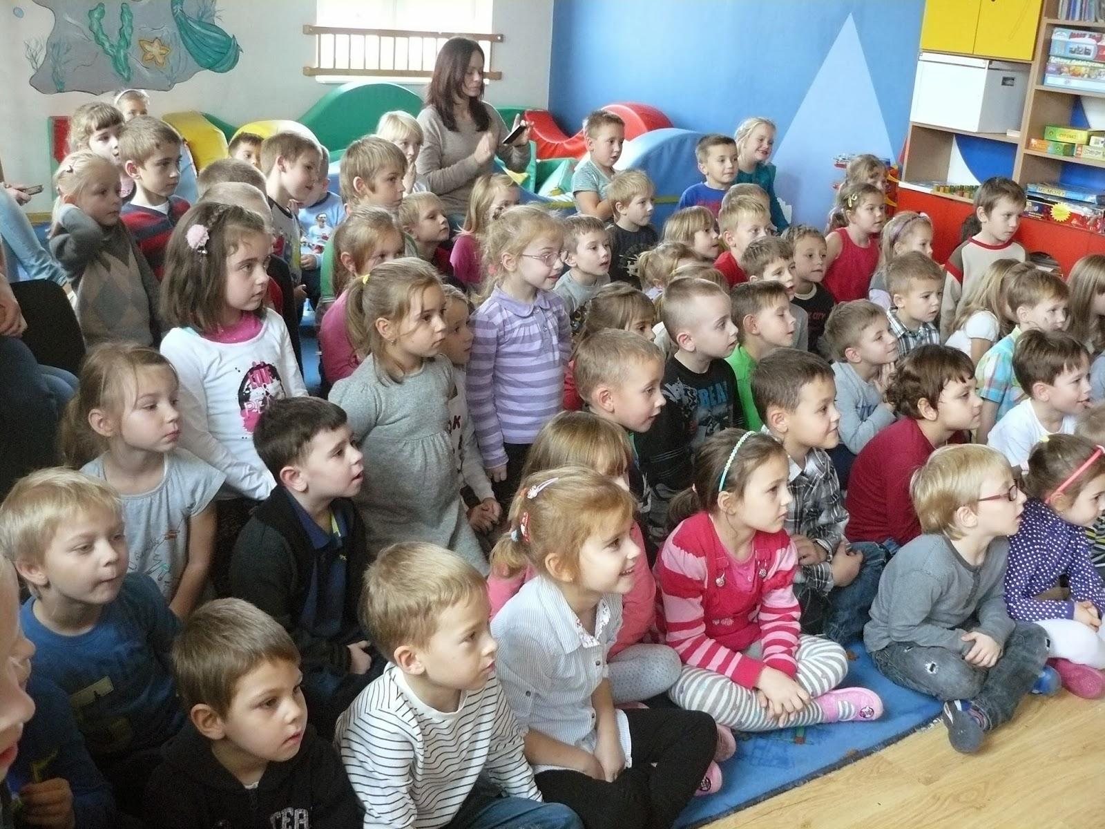 Przedszkole Spsk W Piotrkowie Trybunalskim Tuwim Dzieciom