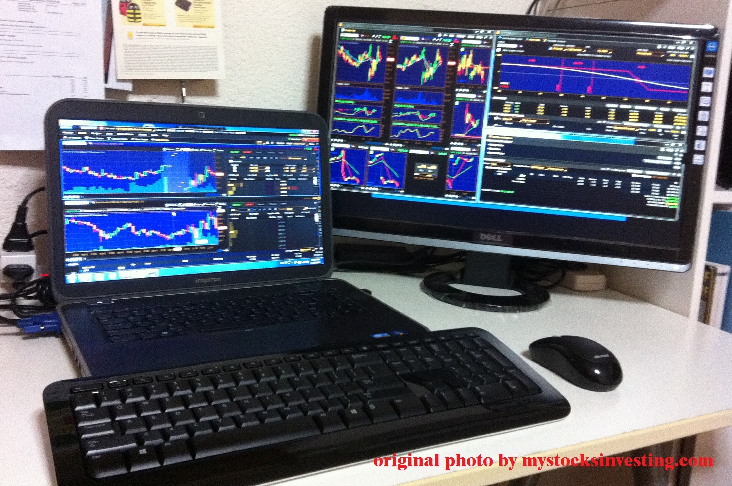 Laptops for trading forex