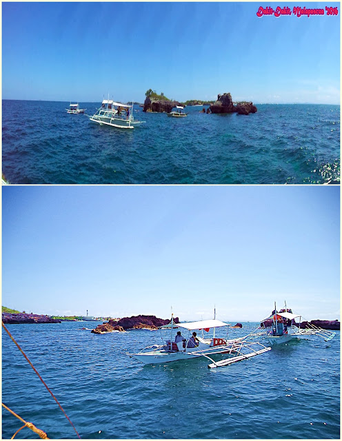 Dakit-Dakit Islets, Malapascua Island