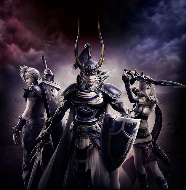 Dissidia Final Fantasy NT comparte tutoriales de combate y nuevo material gráfico