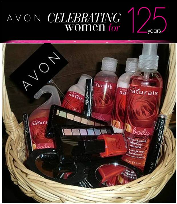 AVON & MARK Products, Gifts, Items & Baby: BASKETS-BUNDLES