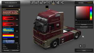 D.G.v.d.Nadort & Zn Skin for Volvo 2009 by Ohaha