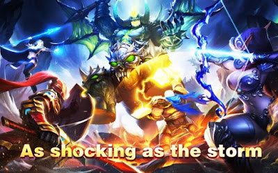 Storm Hunter Apk v1.213004.2.0 Mod (Damage/Skill)