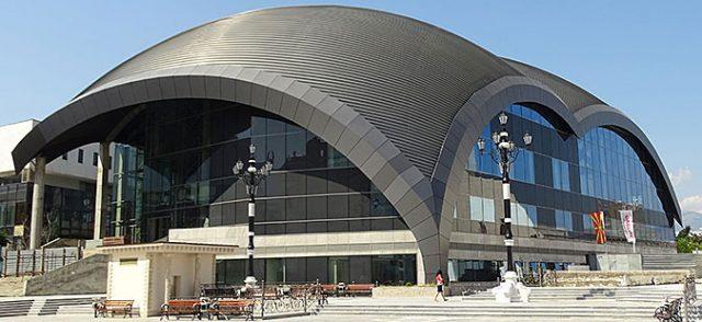 Simon Trpcevski to Open New Building of Macedonian Philharmonics