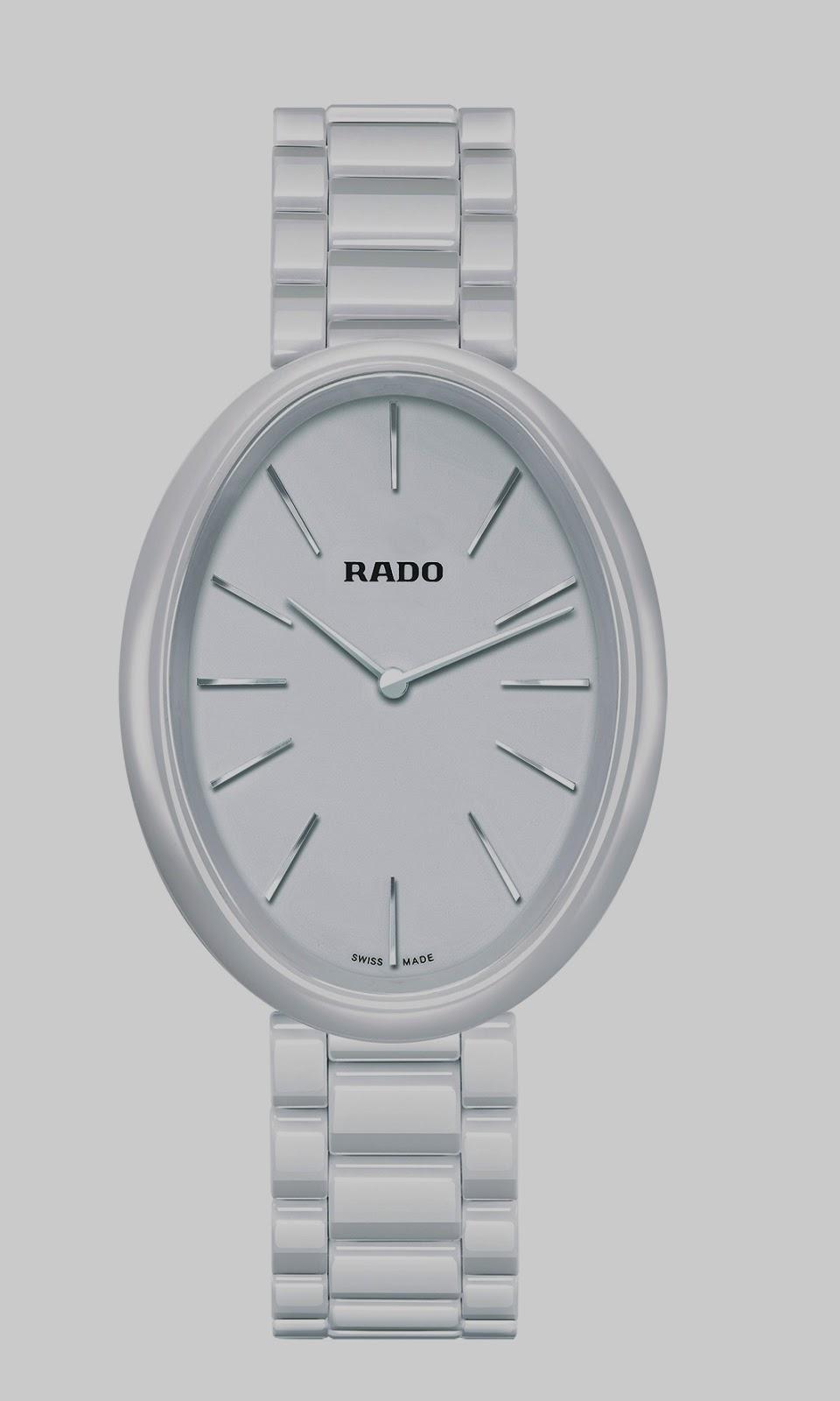 746c0fe5f0d Estação Cronográfica  Chegado(s) ao mercado - relógios Rado Esenza ...