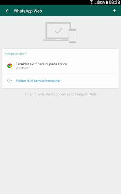 Aplikasi Sadap WhatsApp Terbaru 2018