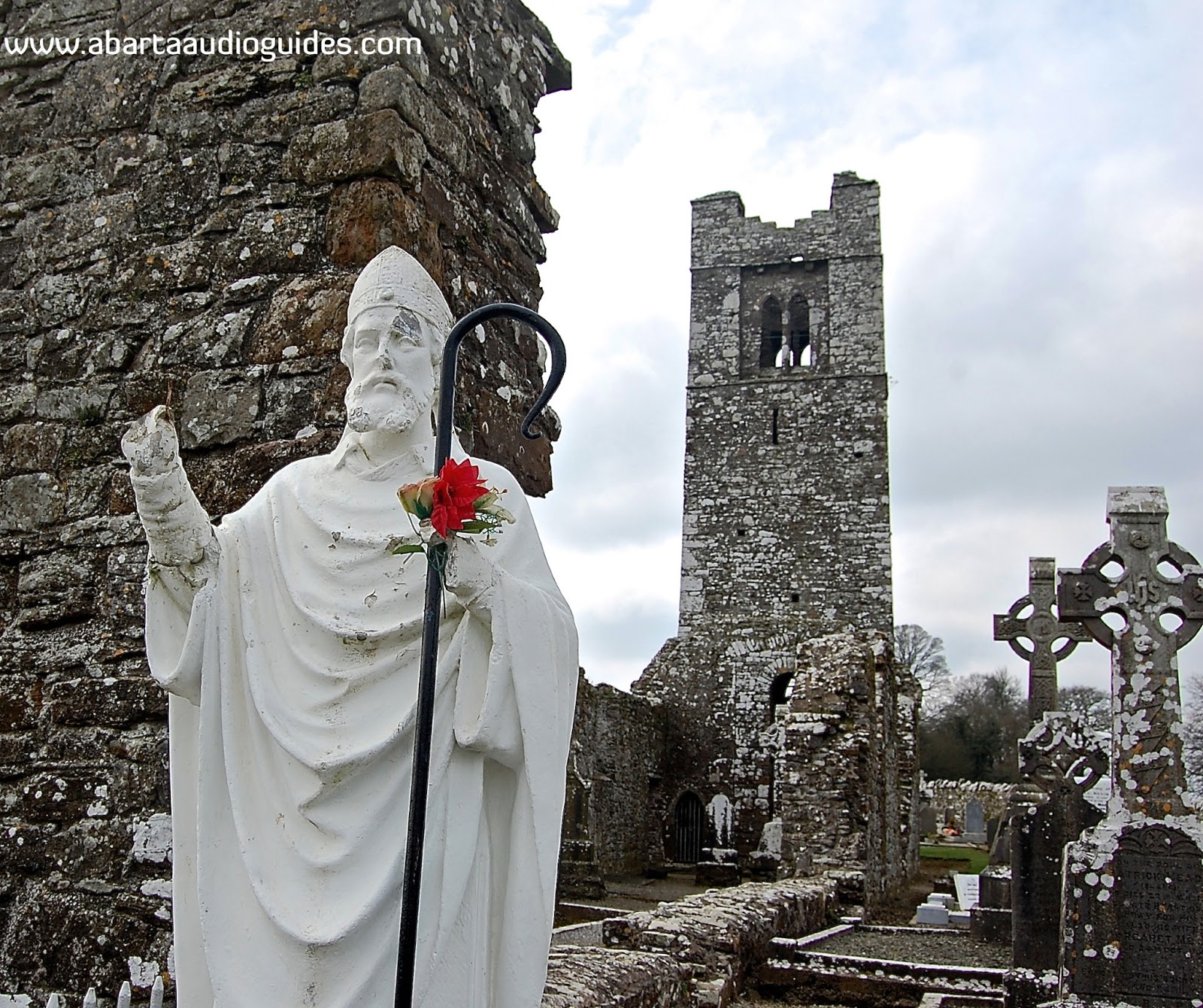 Time Travel Ireland: Hill Of Slane, County Meath