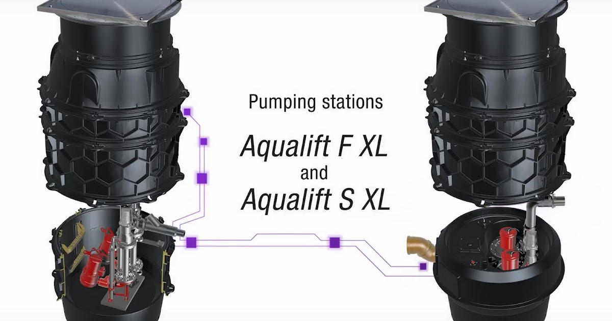 kessel aqualift s xl and aqualift f xl pump stations to. Black Bedroom Furniture Sets. Home Design Ideas