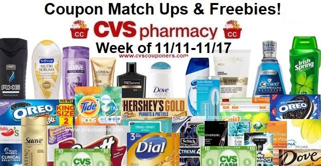 http://www.cvscouponers.com/2018/11/cvs-coupon-matchups-freebies-1111-1117.html