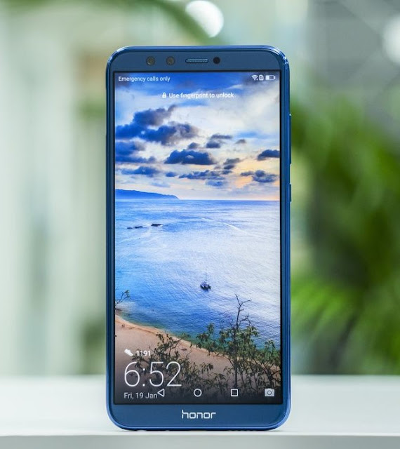 Smartphones 2018: Honor 9 Lite has a better Camera, See the Specifications below
