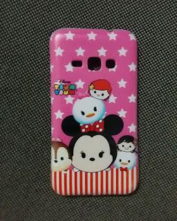 custom case gambar tsum tsum
