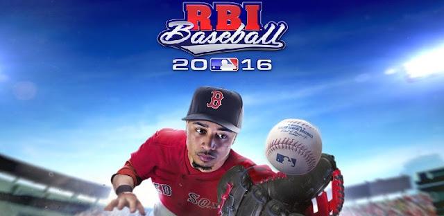 R.B.I. Baseball 16 v1.01 Apk Miki